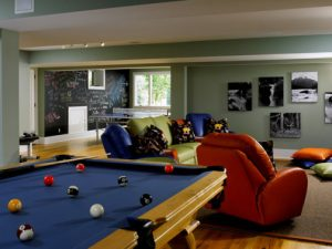 Teen Scene - Recreation Room