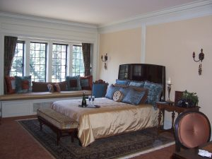 Guest Bedroom, Beverly Hills, Greystone Mansion