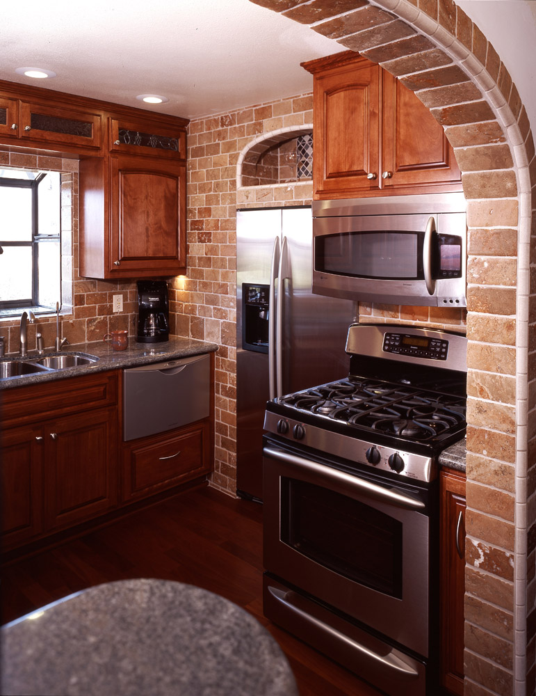 Stone Kitchen Designs