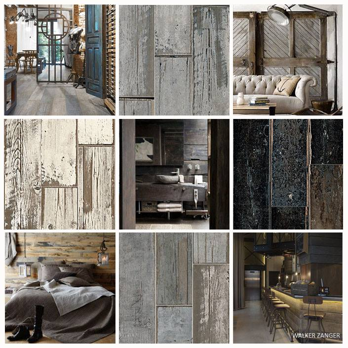 Weathered Interior Design