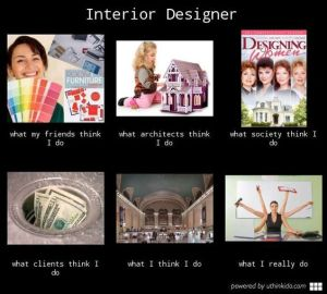 what do the interior designers do Practicing as a professional interior designer for 30+ years, i do design & build projects & offer tips on how to do simple design tasks.