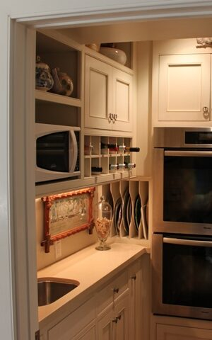 Oven in Pantry